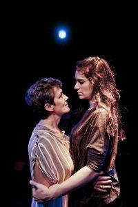 Martha Kemper (L) and Fleece (R)