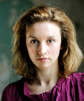 Charlotte Ford. She was Hermia when I was Bottom.