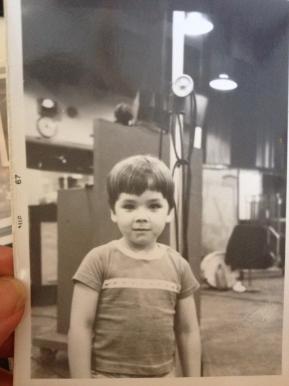 Me, a long time ago.
