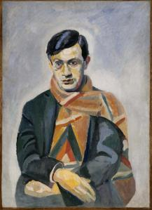 Tristan Tzara, by Pablo Picasso.
