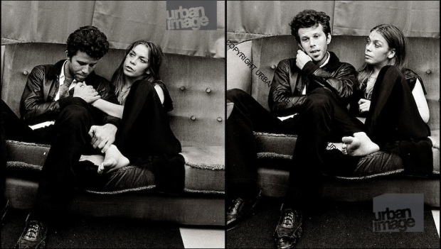 Tom Waits with Rickie Lee Jones